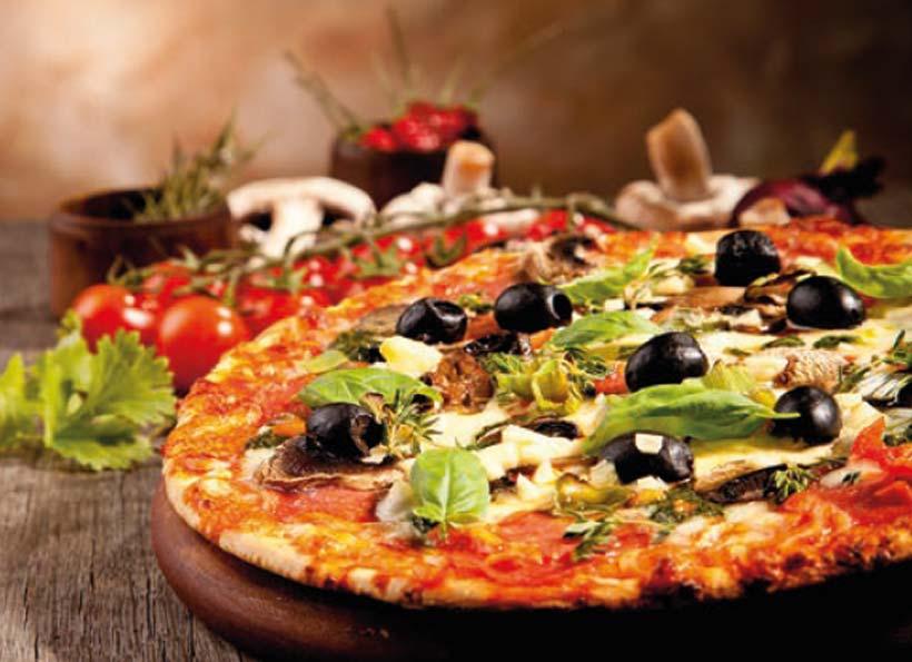 Pizza Bestellen Rostock